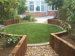 artificial grass in Norwich, Norfolk